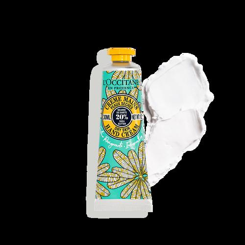 zoom view 1/2 of Invigorating Scent Shea Butter Hand Cream