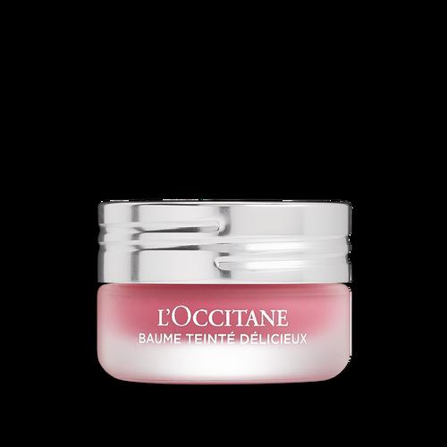 Delicious Tinted Balm - Pink Calisson - Lip Balm - L'Occitane