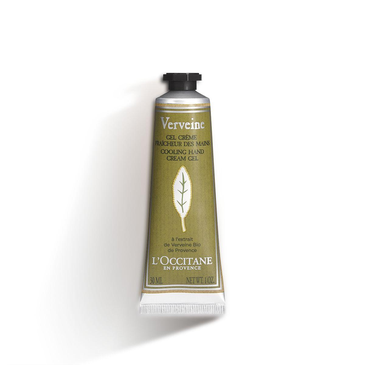 Verbena Cooling Hand Cream Gel 1 oz.