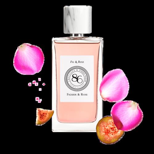 zoom view 1/4 of Fig & Rose Eau de Parfum