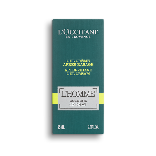zoom view 2/2 of L'Homme Cologne Cedrat Gel-Cream After-Shave