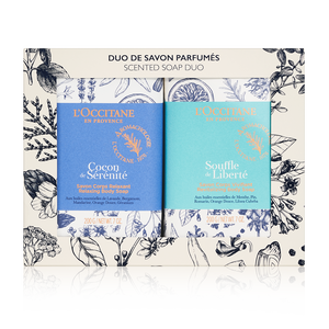 Scented Soap Duo, , CA