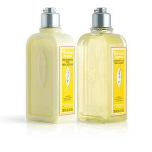 Citrus Verbena Daily Hair Care Duo, , US