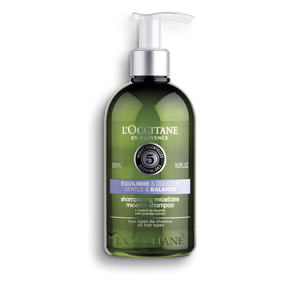Aromachologie Gentle & Balance Micellar Shampoo, , large