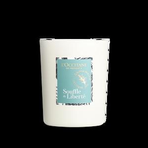 Souffle de Liberté Revitalizing Candle, , large