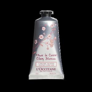 Crème Mains Fleurs de Cerisier, , large