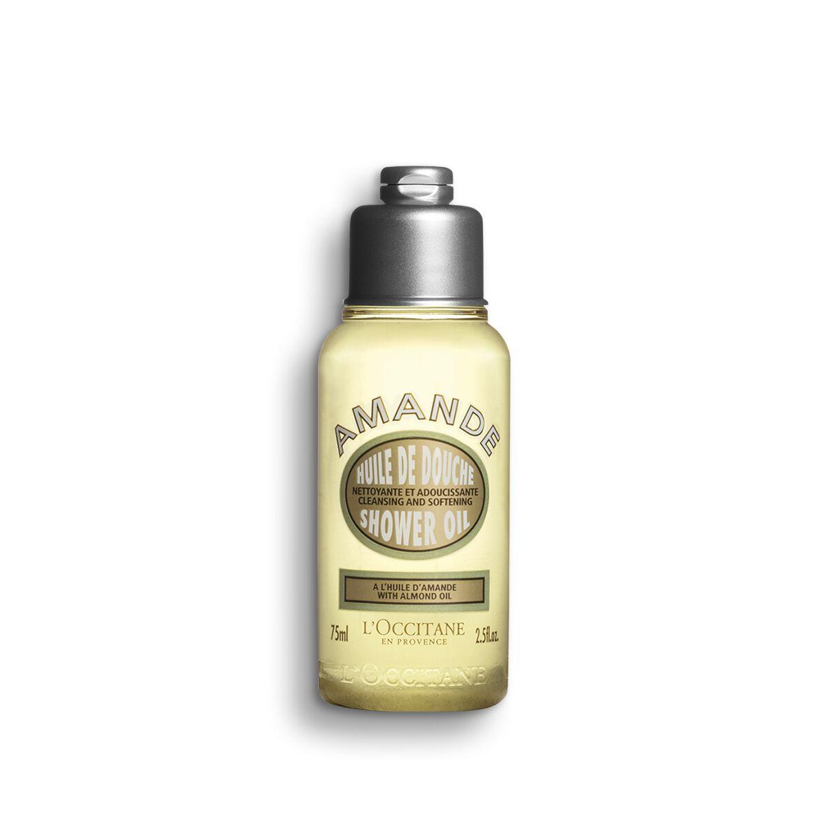 Almond Shower Oil 2.5 fl. oz.