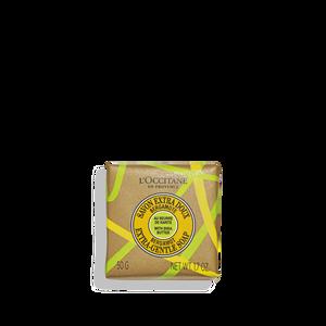 Shea Butter Bergamot Extra-Gentle Soap, , large