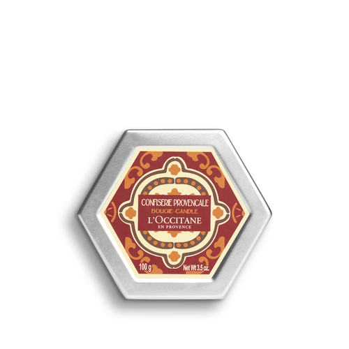 zoom view 1/2 of Candied Fruits Scented Candle