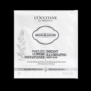 Reine Blanche Instant Illuminating Sheet Mask, , large