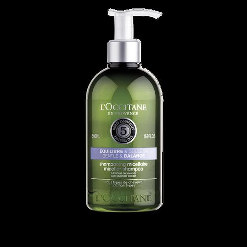 zoom view 1/1 of Aromachologie Gentle & Balance Micellar Shampoo