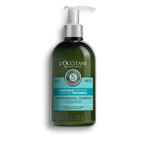 zoom view 1/1 of Aromachologie Purifying Freshness Conditioner