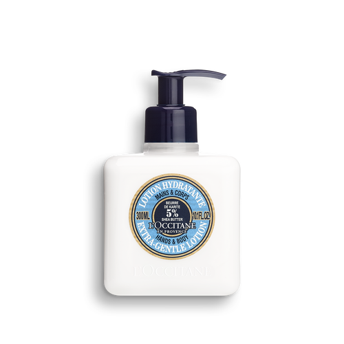 zoom view 1/1 of Shea Butter Hands & Body Extra-Gentle Lotion