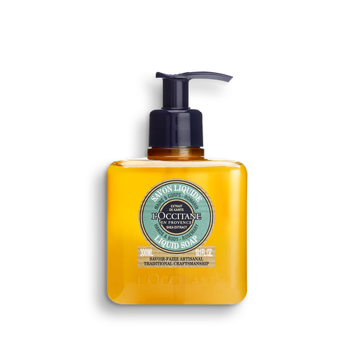 zoom view 1/1 of Shea Hands & Body Rosemary Liquid Soap