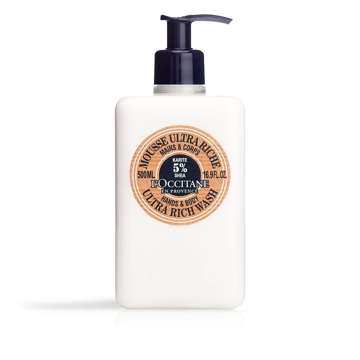 Shea Hands & Body Ultra Rich Wash 16.9 fl. oz.