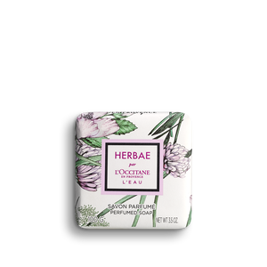 Herbae L'Eau Perfumed Soap, , large