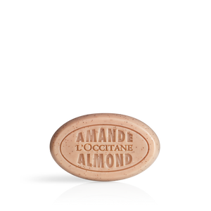 Almond Delicious Exfoliating Soap, , large