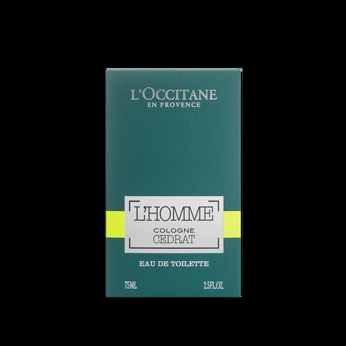 zoom view 2/2 of L'Homme Cologne Cedrat Eau de Toilette