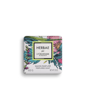 Herbae Perfumed Soap, , large