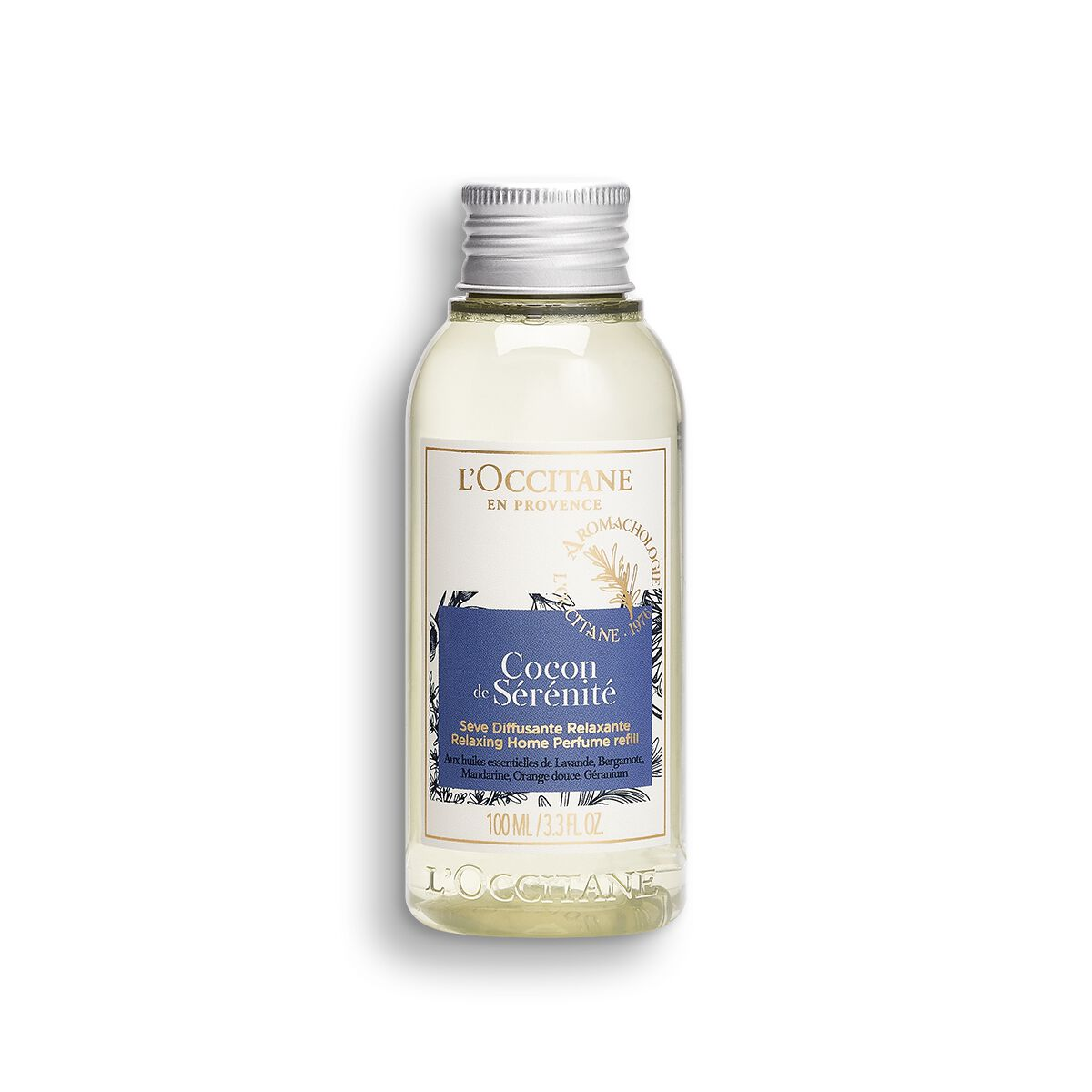 Cocon de Sérénité Relaxing Home Perfume Refill 100 ml. - L'OCCITANE