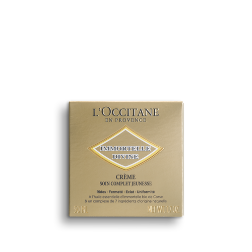 zoom view 4/4 of Immortelle Divine Cream