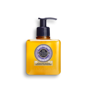 Shea Hands & Body Lavender Liquid Soap, , large