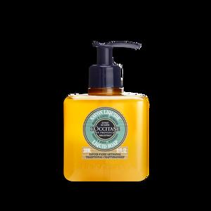 Shea Hands & Body Rosemary Liquid Soap, , large