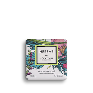 Herbae Perfumed Soap, , large