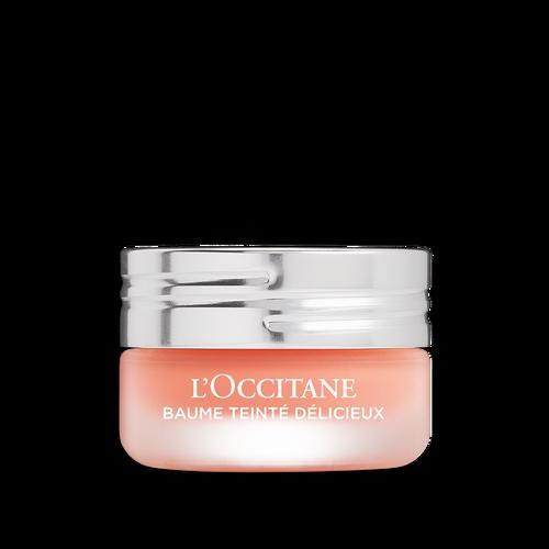 Delicious Tinted Balm - Romantic Carrot - Lip Balm - L'Occitane