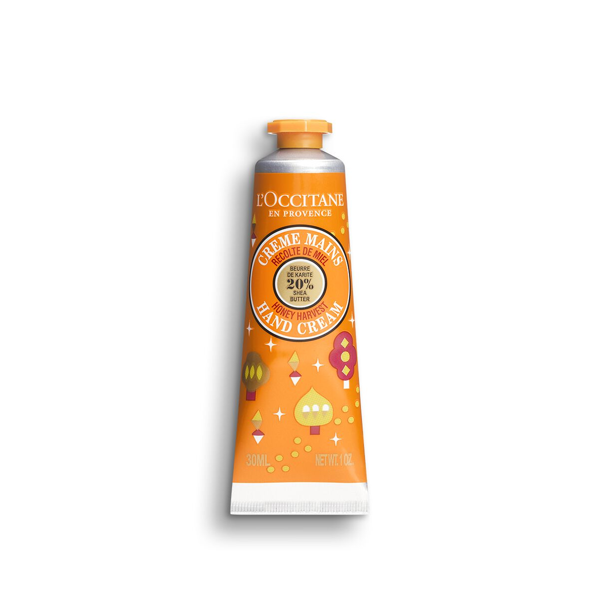 Shea Butter Honey Harvest Hand Cream 1 fl. oz.