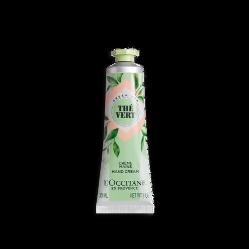 zoom view 1/1 of Green Tea Hand Cream