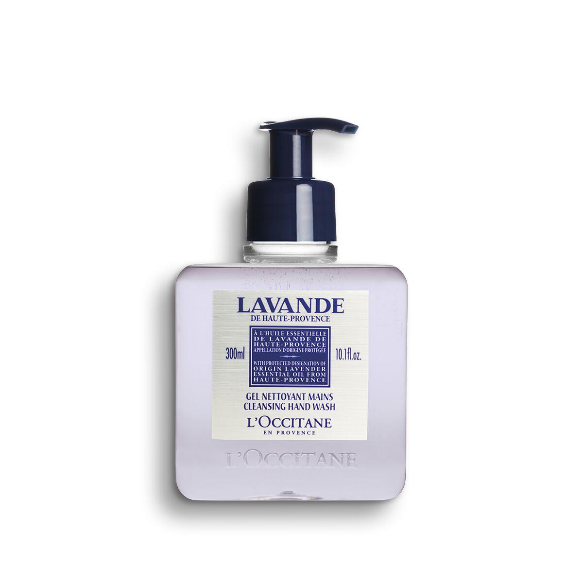Lavender Cleansing Hand Wash 300 ml. - L'OCCITANE