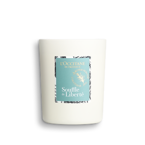 Bougie Parfumée Souffle de Liberté, , large