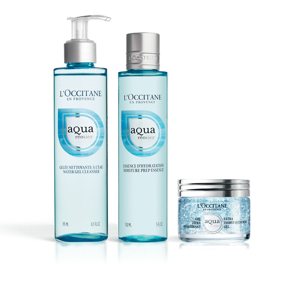 Aqua Cleansing Trio
