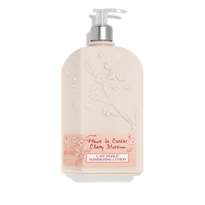Cherry Blossom Shimmering Lotion 500ML, , large
