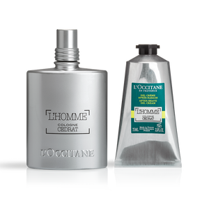 L'Homme Cologne Cedrat Grooming Duo, , CA