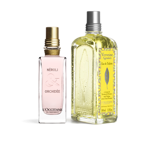 Citrus Verbena Néroli & Orchidée EDT Duo, , US