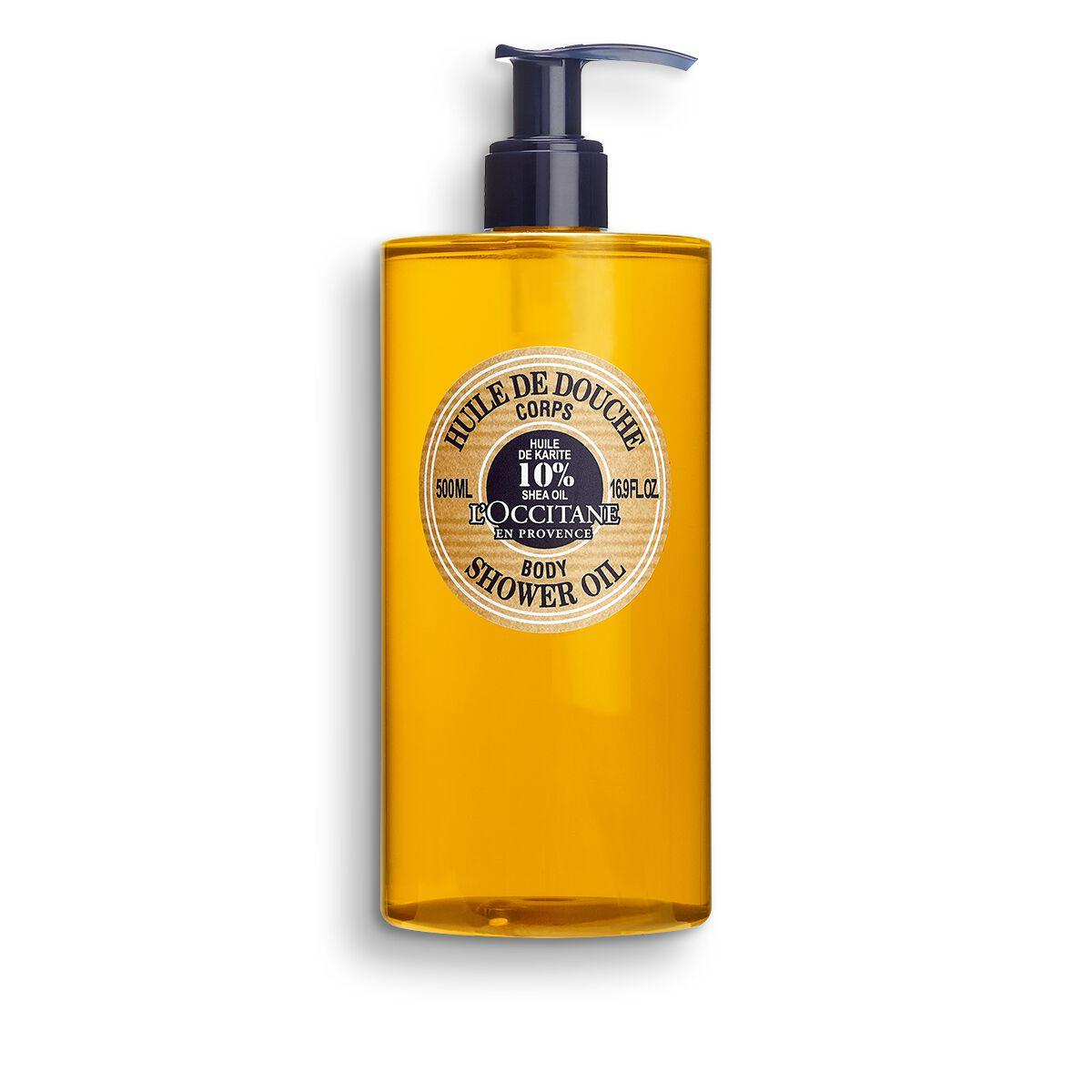 Shea Body Shower Oil 16.9 fl. oz.
