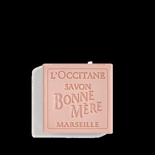 zoom view 1/1 of Bonne Mère Rose Soap