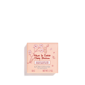 Cherry Blossom Perfumed Soap, , large