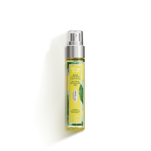 zoom view 1/1 of Citrus Verbena Hair & Body Invigorating Mist