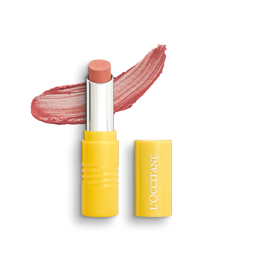 Fruity Lipstick - 020 Pink Biscotin - Lipstick - L'Occitane