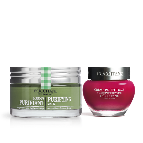 zoom view 1/1 of Purifying & Perfecting Skincare Duo
