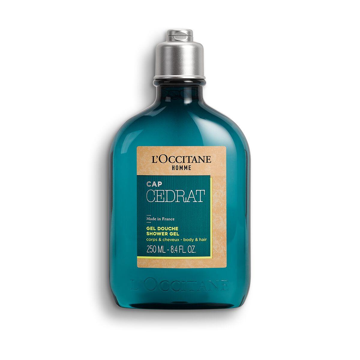 Cap Cédrat Shower Gel 250 ml.