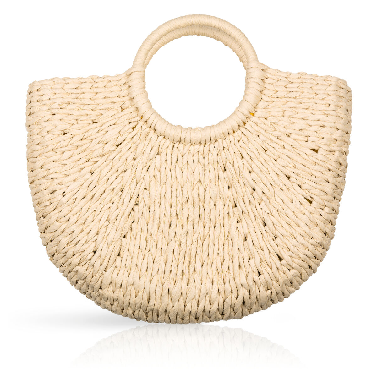 Summer Straw Tote - L'OCCITANE