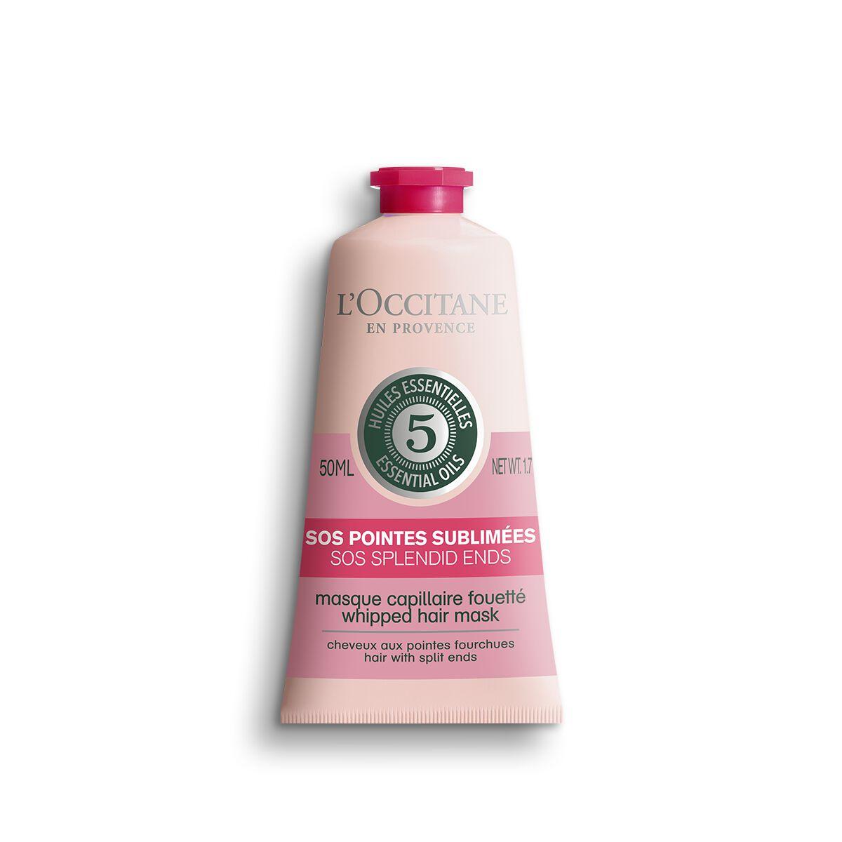 Whipped Hair Mask - SOS Splendid Ends 50 ml. - L'OCCITANE