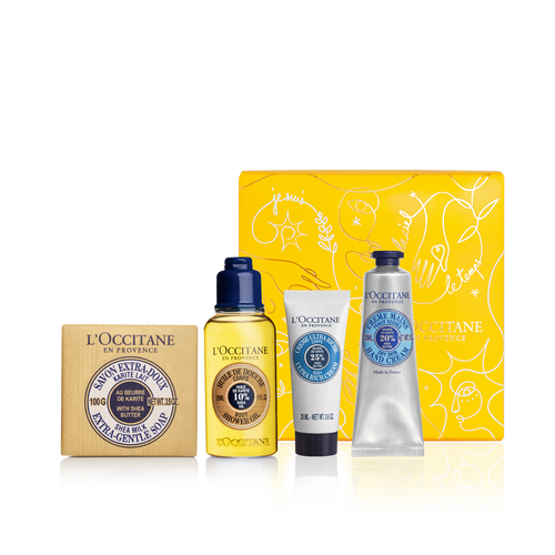 zoom view 1/1 of Shea Butter Travel Set