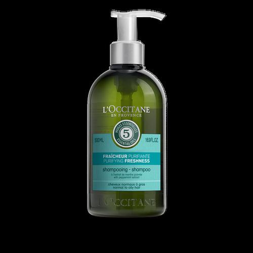 zoom view 1/1 of Aromachologie Purifying Freshness Shampoo