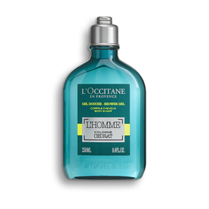 L'Homme Cologne Cedrat Shower Gel Body  Hair, , large