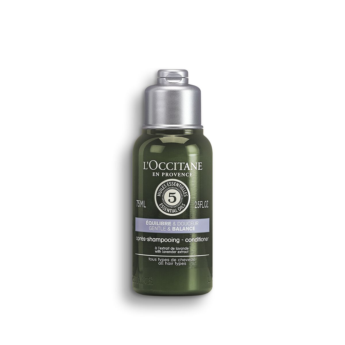 Aromachologie Gentle & Balance Conditioner 75 ml.
